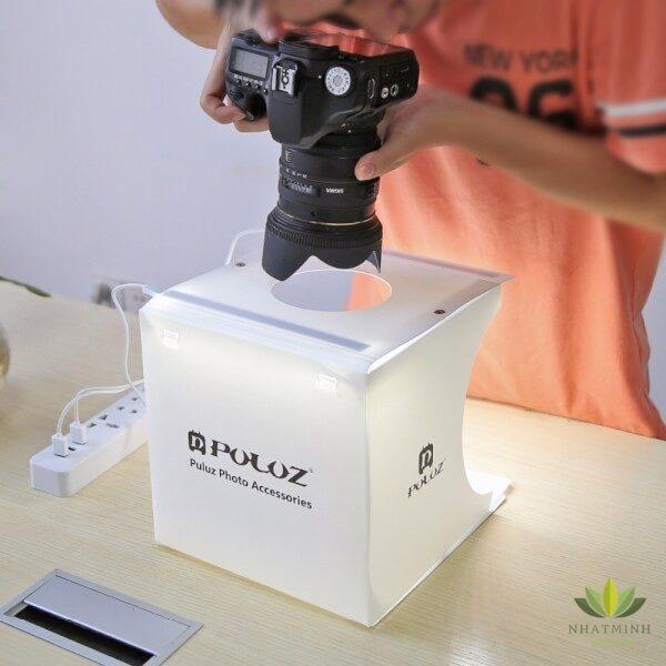 hộp chụp sản phẩm