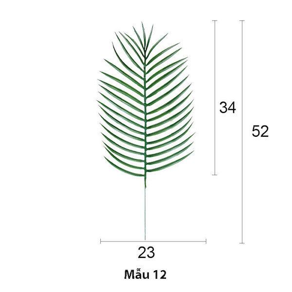 Tổng hợp lá cây trang trí chụp ảnh - 10+ Mẫu 23