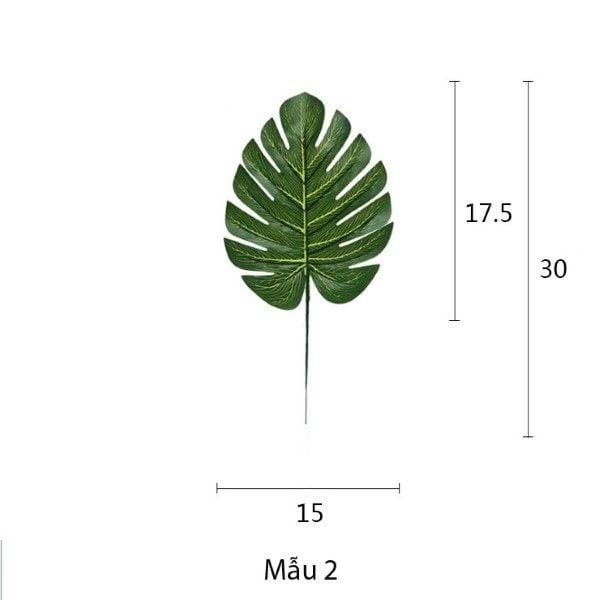 Tổng hợp lá cây trang trí chụp ảnh - 10+ Mẫu 5