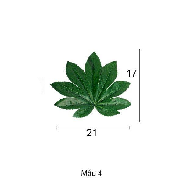 Tổng hợp lá cây trang trí chụp ảnh - 10+ Mẫu 6