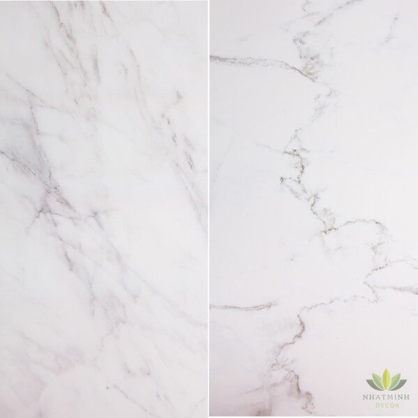 Phông nền 2 mặt đá marble