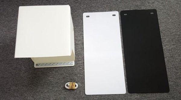 Hộp chụp ảnh sản phẩm 40×40 cm 3