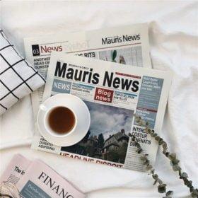 Mẫu 2 - Mauris New