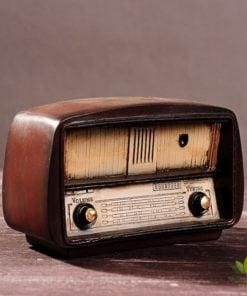 radio-vintage-trang-tri