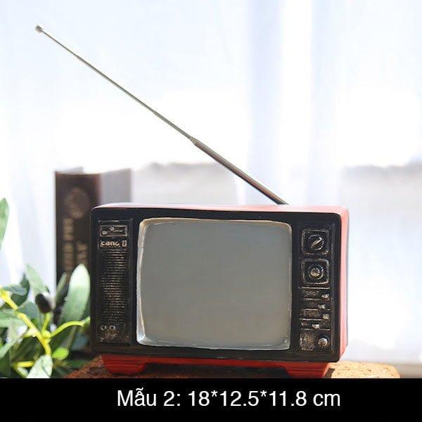 radio-vintage-trang-tri-nau