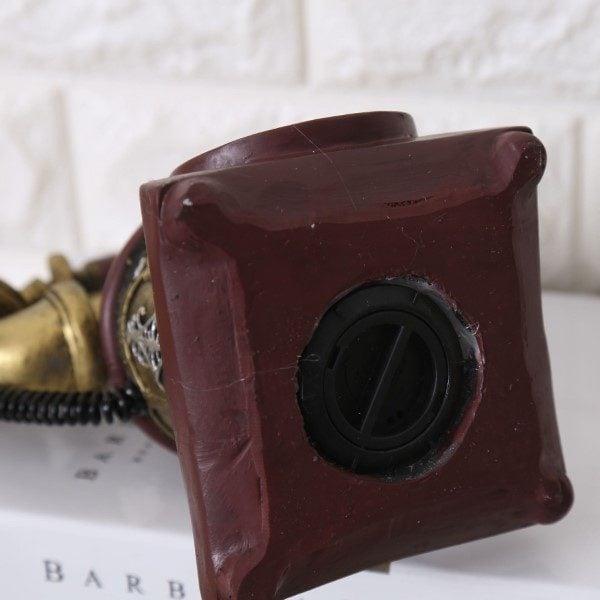Mô hình điện thoại trang trí phong cách retro 5