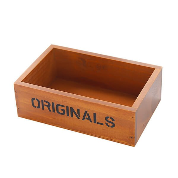 Hộp gỗ để bàn Originals 4