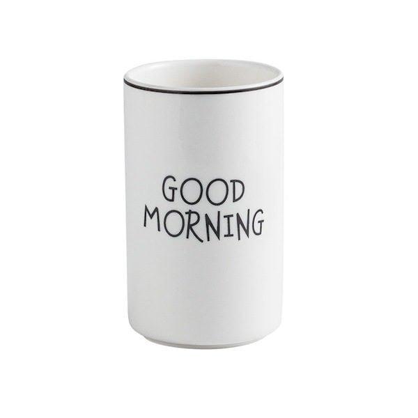 Ly sứ trắng Morning 5
