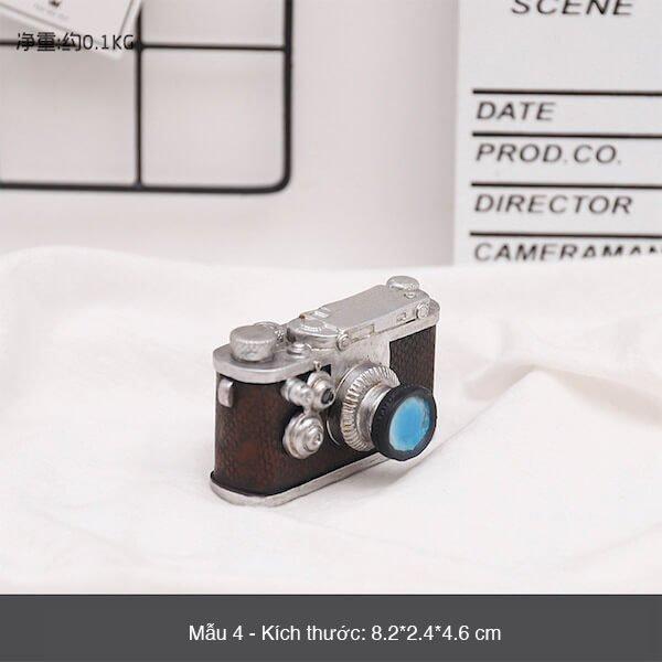 Mô hình mini phong cách retro 7