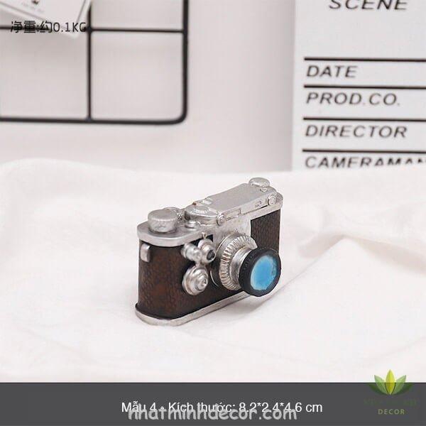 Mô hình mini phong cách retro 17