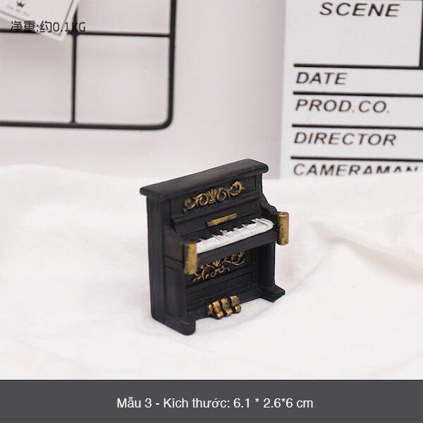 Mô hình mini phong cách retro 6
