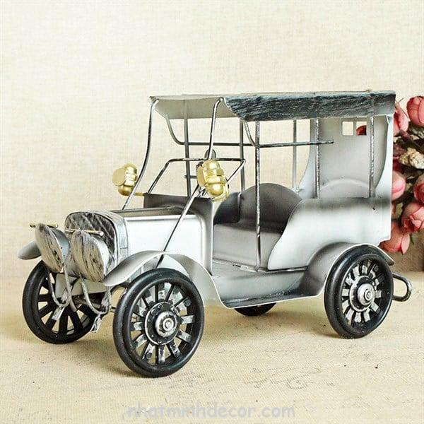 Mô hình xe ô tô phong cách Retro 6