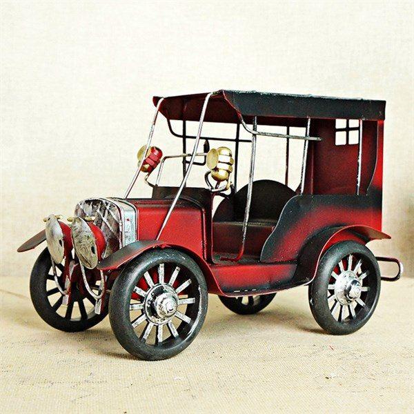 Mô hình xe ô tô phong cách Retro 1
