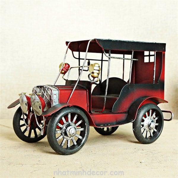 Mô hình xe ô tô phong cách Retro 4