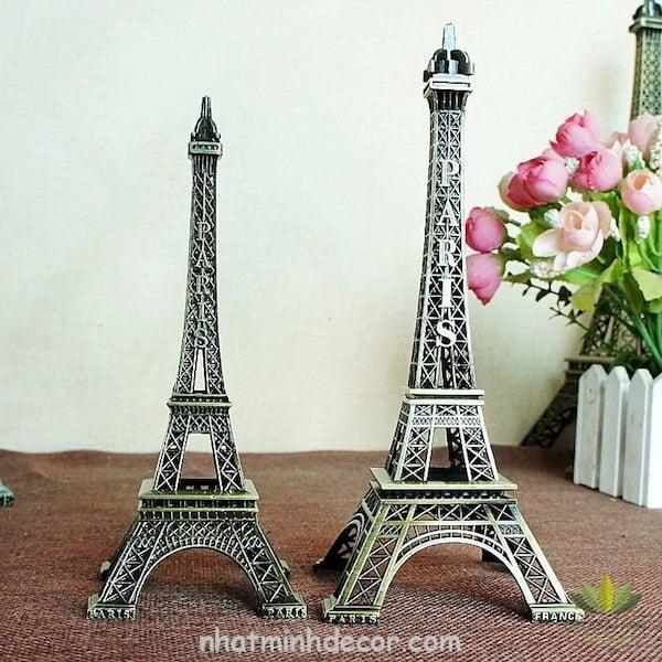 Mô hình tháp Eiffel 4