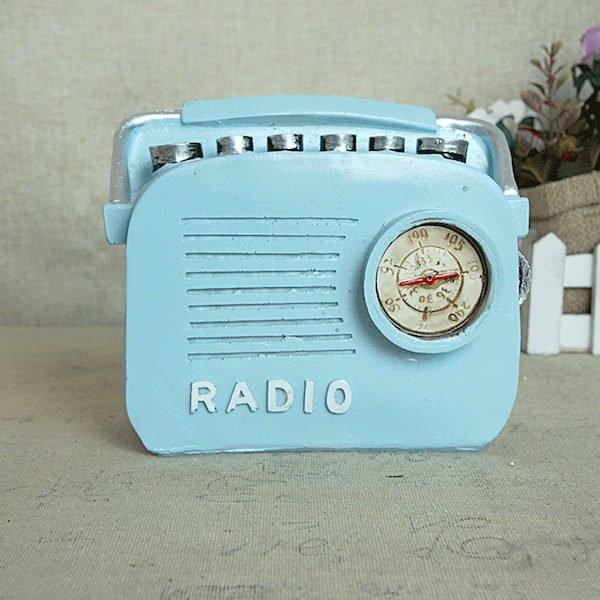 Mô hình radio phong cách Retro 4