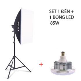 Bộ 1 đèn + 1 bóng đèn 85w
