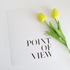 Mẫu 2 - Point Of View