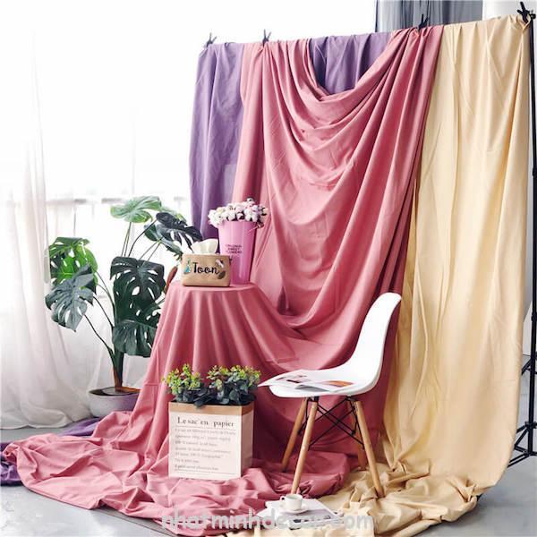 Mua phông vải trơn chụp lookbook ở đâu là đẹp và chất lượng? 2
