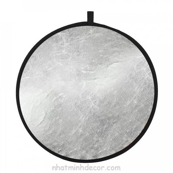 Hắt sáng tròn 2 in 1 (60 cm) 2