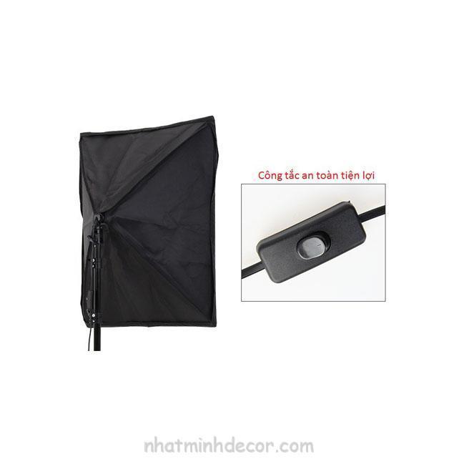 Đèn softbox chụp ảnh sản phẩm 5