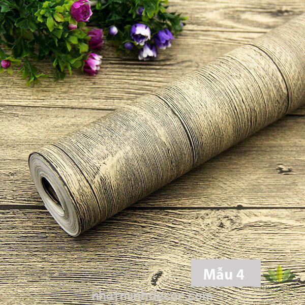 Nền vân gỗ nhiều màu (50x50 cm) 4