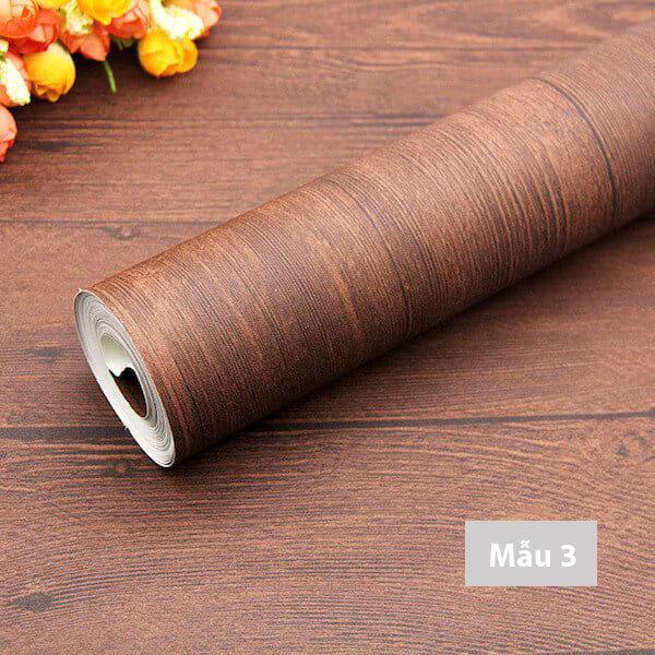 Nền vân gỗ nhiều màu (50x50 cm) 7
