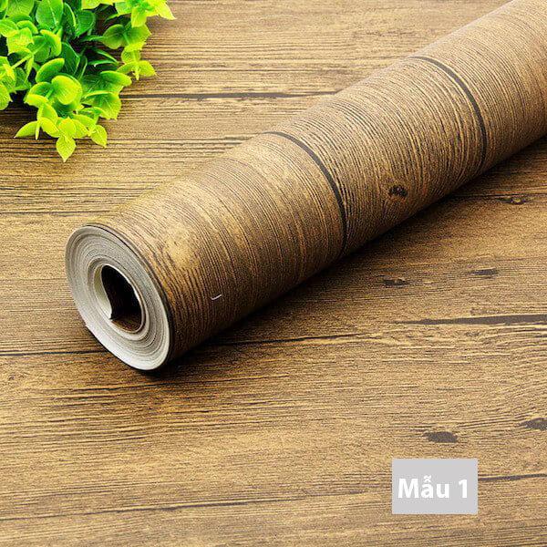Nền vân gỗ nhiều màu (50x50 cm) 5