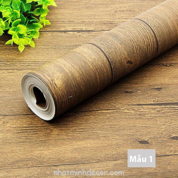 Nền vân gỗ nhiều màu (50x50 cm) 1