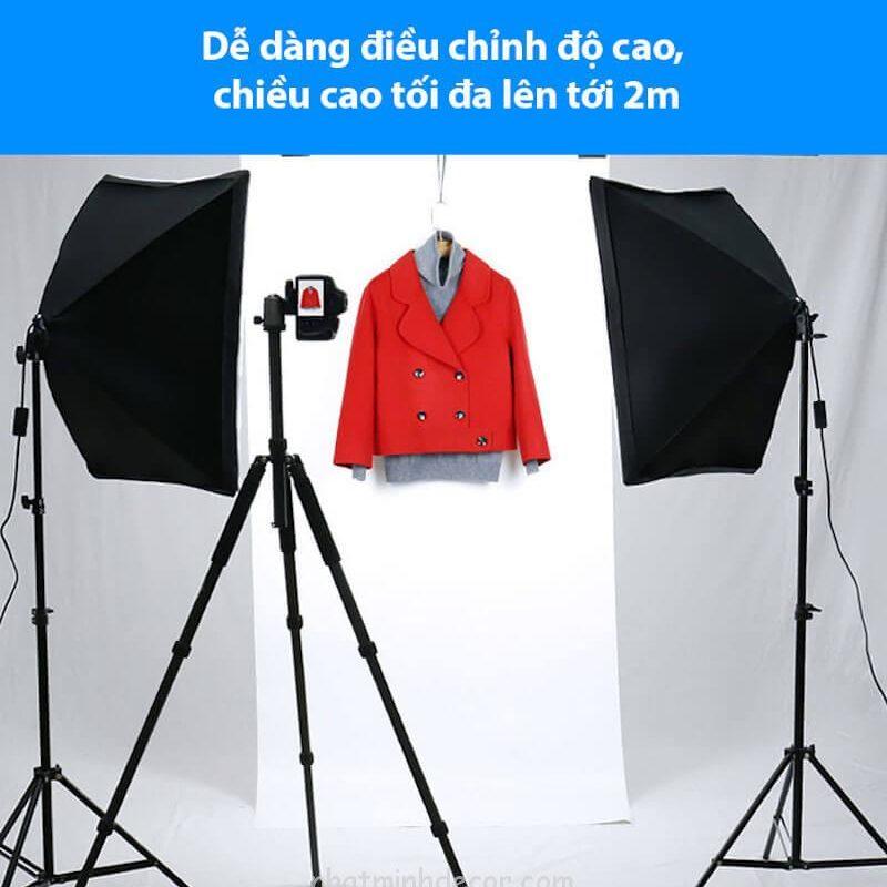 Đèn softbox chụp ảnh sản phẩm 10