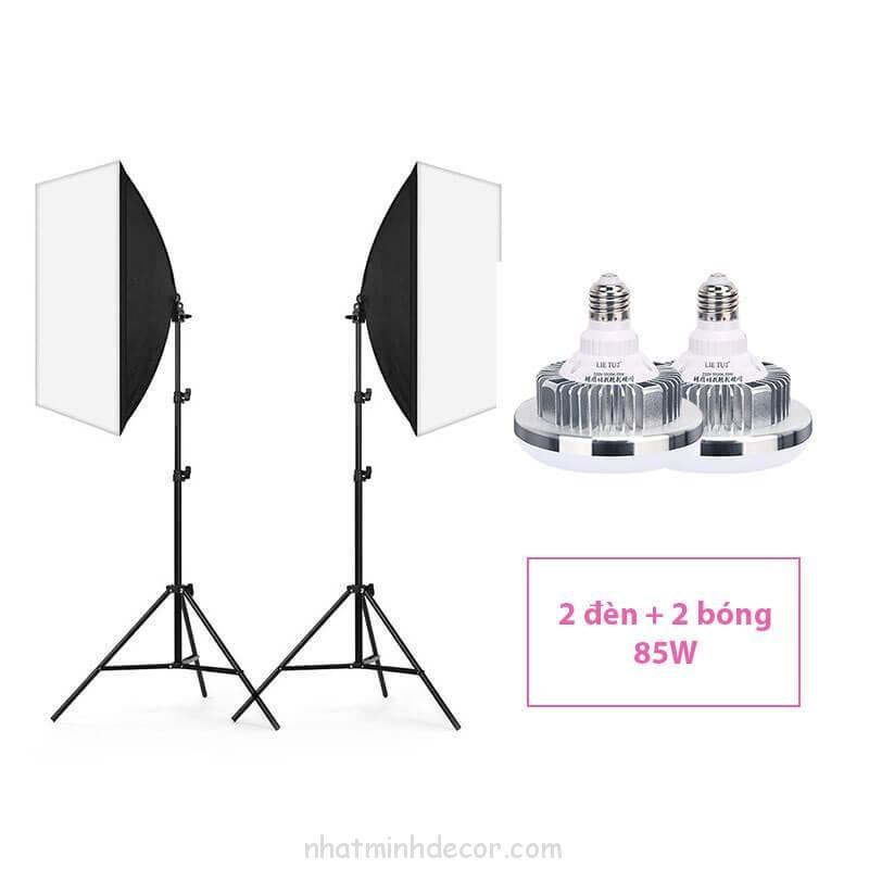 Đèn softbox chụp ảnh sản phẩm 8
