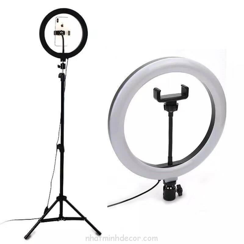 Đèn Led Ring tròn hỗ trợ chụp ảnh, livestream, quay video 26 CM 11